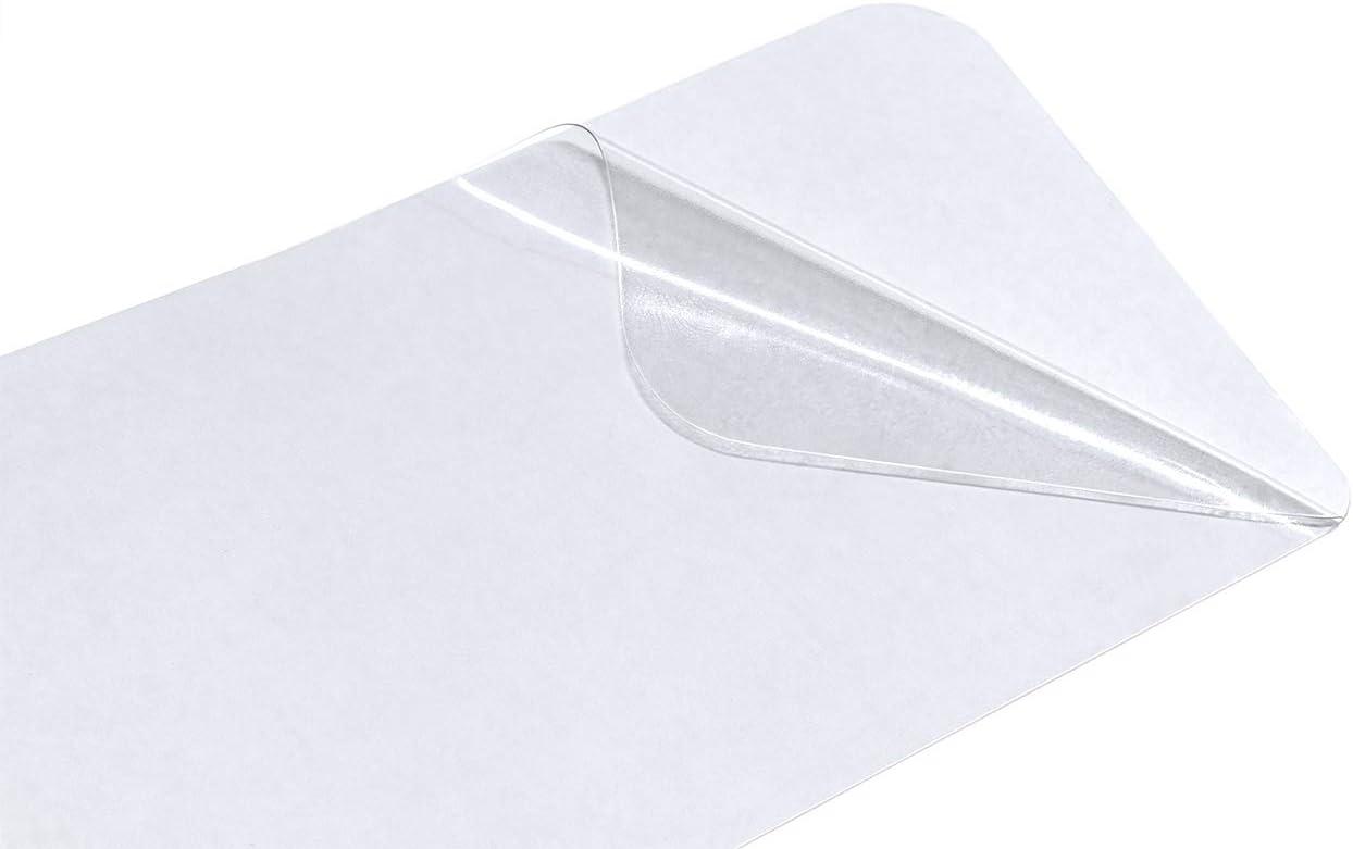 tuning-art FL142 Ladekantenschutz Folie Passgenau mit Rakel Farbe:Transparent
