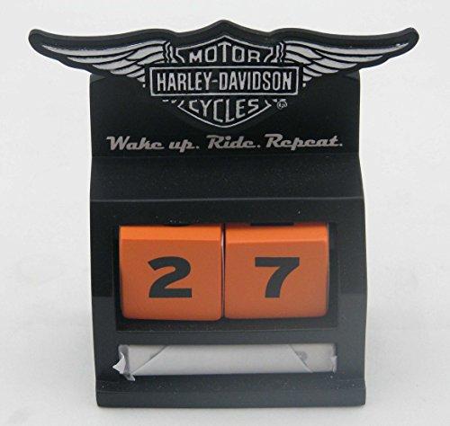 Hallmark Harley Davidson Perpetual Calendar