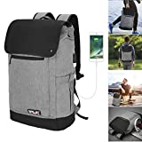 Best Laptop Cooler With Usb Ports - Travel Laptop Backpack, Lifeasy Business Rucksack Sport Slim Review