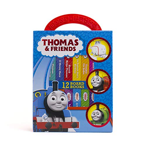 Thomas & Friends - My First Library Book Block 12-Book Set - PI Kids
