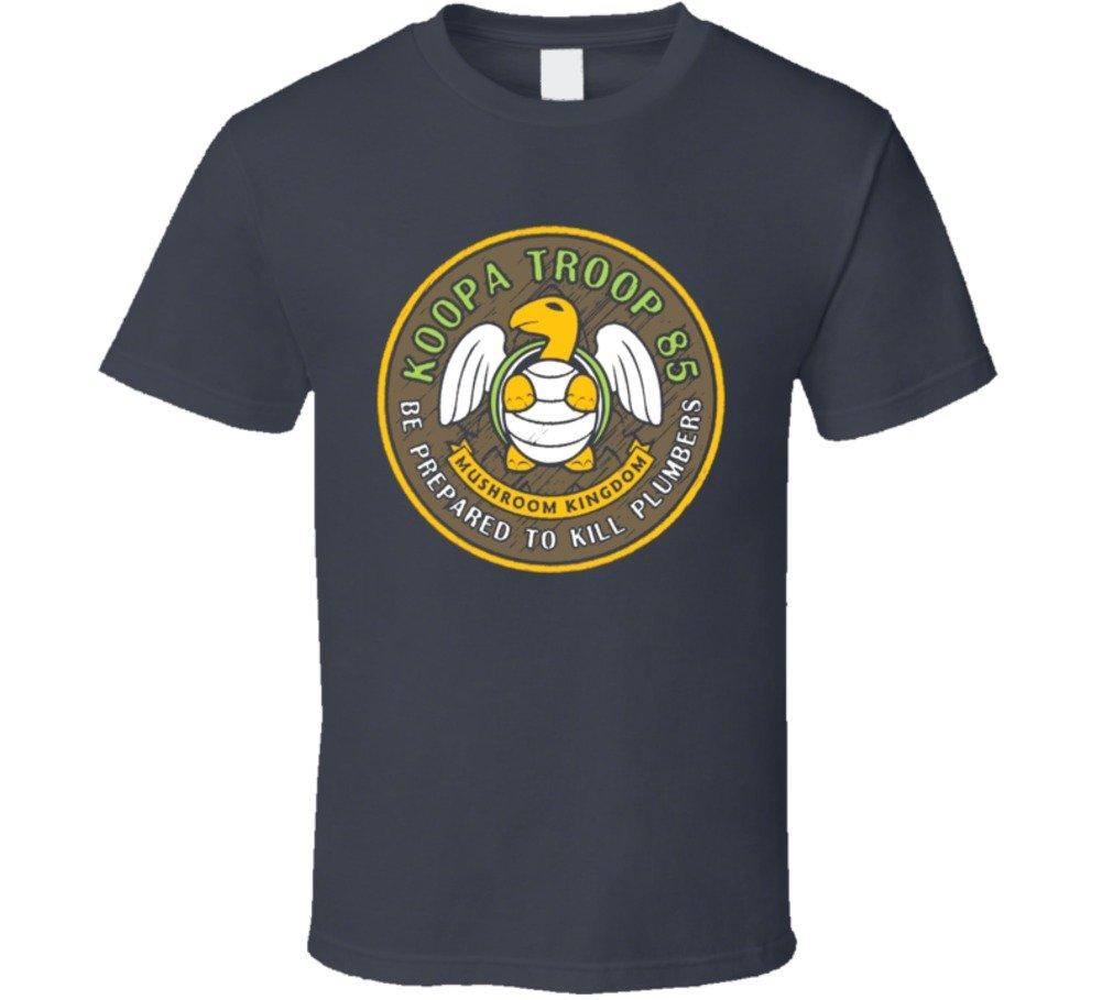 Bros Koopa Troop T Shirt 9203