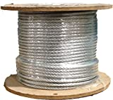 3/16 7x19 Stainless Steel Wire Rope Aircraft