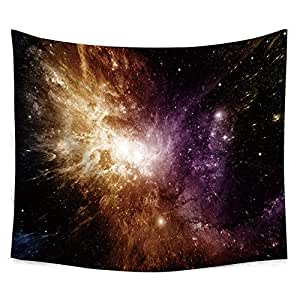 Nordic Styles Fantasy Sky Colorful Tapestry Wall Hanging