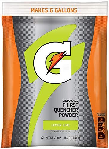(Gatorade Powdered Drink Mix - LEMON-LIME 50.9 Oz)