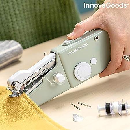 InnovaGoods Máquina de Coser de Mano Portátil de Viaje Sewket ...