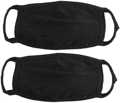 masque anti poussiere noir