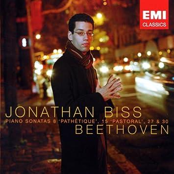 Beethoven Piano Sonatas Jonathan Biss Amazon De Musik