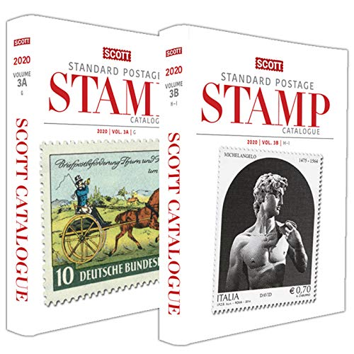 2020 Scott Standard Postage Stamp Catalogue Volume 3 (G-I) (Scott -