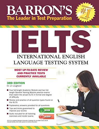 Barron's IELTS with Audio CDs, 3rd Edition - 51FyVhmB6bL - Getting Down Under