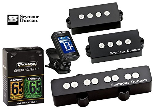 Seymour Duncan Quarter Pound Bass PJ Set P-J Pickup for sale  Delivered anywhere in USA