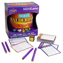 Drumond Park - Jeux de Société - Absolute Balderdash Mini Game - Anglais - Langue: anglais