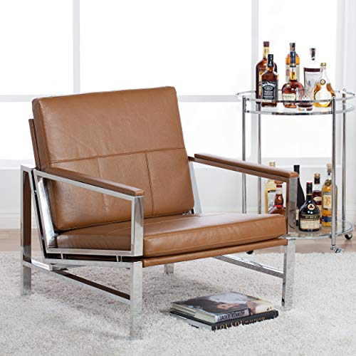 Where To Find Accent Chair Modern Leather Pokrace Com