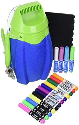 crayola air marker sprayer instructions