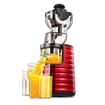 Lndixy Extractor de jugos, Exprimidor Lento, Máquina ...