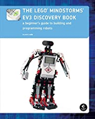 LEGO MINDSTORMS has changed the way we think about robotics by making it possible for anyone to build real, working robots. The latest MINDSTORMS set, EV3, is more powerful than ever, and The LEGO MINDSTORMS EV3 Discovery Book is the ...