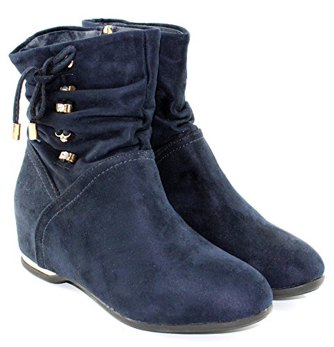 MODELISA Women's A6149 Boots Blue INtH44w5m