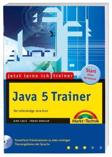 Jetzt lerne ich Java - Trainer
