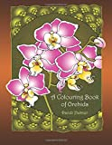 A Colouring Book of Orchids (Coloring Books)