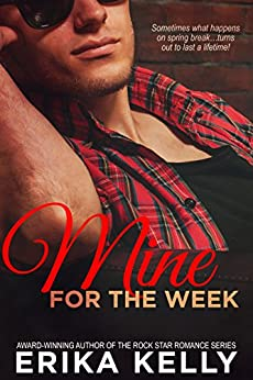 Mine for the Week (Wild Love Book 2) by [Kelly, Erika]