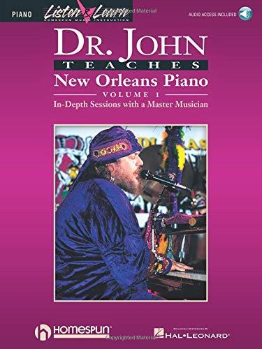 Dr. John Teaches New Orleans Piano - Volume ()