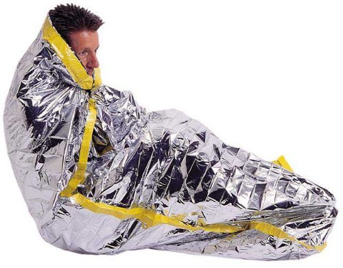 Emergency Survival Sleeping Bag - 1 Person by Mayday Industries Inc. sh77bg