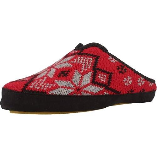 Zapatillas de Estar por casa de Mujer, Color Negro, Marca NORDIKAS, Modelo Zapatillas De Estar por Casa De Mujer NORDIKAS 47630 Negro: Amazon.es: Zapatos y ...