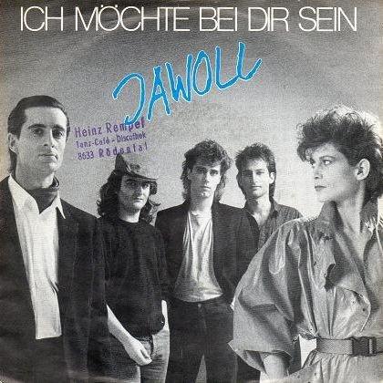 Nena - Jawoll - Ich Mã¶chte Bei Dir Sein - Cbs - A 4149 - Zortam Music