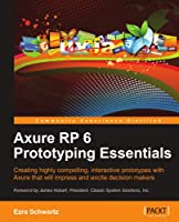 Axure RP 6 Prototyping Essentials Front Cover