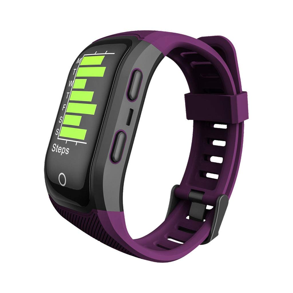 WELCOMEUNI Smartwatch with Sports Mode Activity Tracker for Android iOS Sports Fitness Calorie Wristband Watches