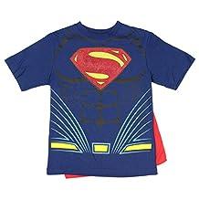 Batman V Superman: Dawn of Justice Boys Caped T-Shirt