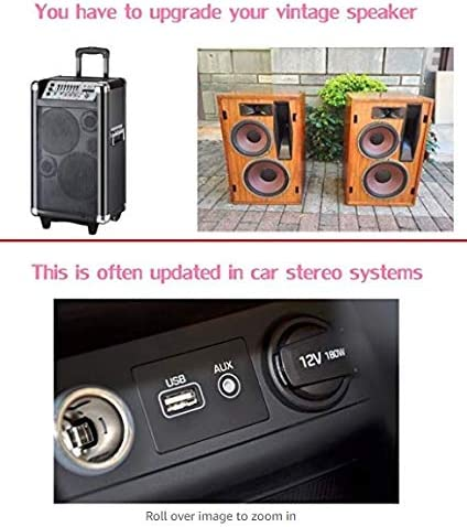 USB Power Supply MZD USB Bluetooth 5.0+EDR Adapter Dongle USB Bluetooth 5.0 Audio Transmitter Receiver USB Bluetooth Music Audio Stereo Receiver Fit for Car AUX in Home Mp3 Speaker iPhone