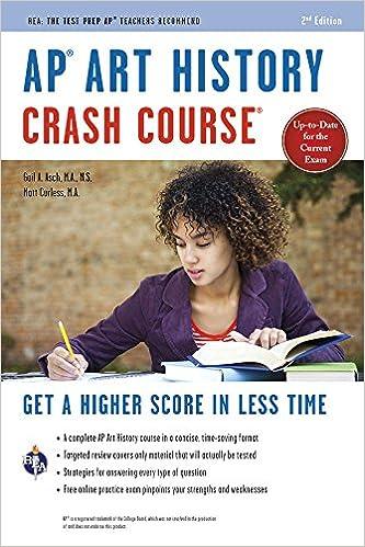 Amazon.com: AP® Art History Crash Course Book + Online (Advanced ...