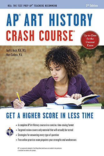AP® Art History Crash Course, 2nd Ed., Book + Online (Advanced Placement (AP) Crash Course)