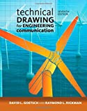 img - for Technical Drawing for Engineering Communication by David E. Goetsch (2015-01-01) book / textbook / text book