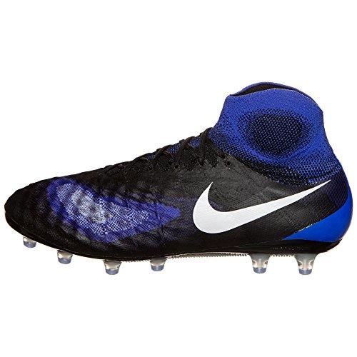 Nike 844594-018, Scarpe da Calcio Uomo Nero