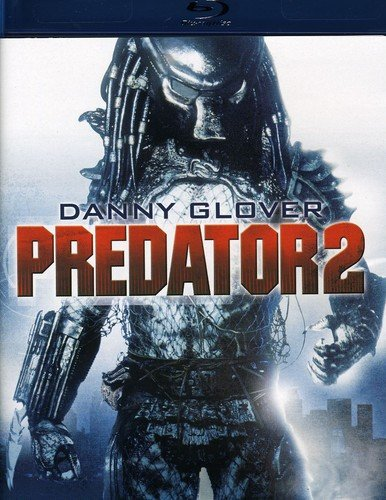 Blu-ray : Predator 2 [Widescreen] (, Dubbed, Dolby, AC-3, Digital Theater System)