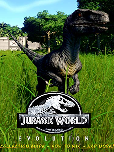 Amazon com: Jurassic World Evolution Collection Guide - How