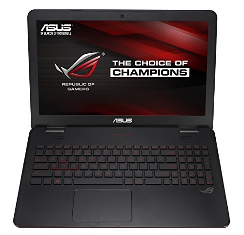 ASUS ROG GL551 15.6-Inch Gaming Laptop