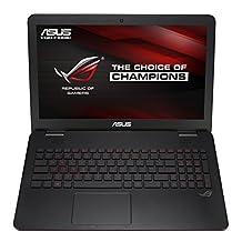 "ASUS ROG GL551 series GL551JW-DS71 Gaming Laptop Intel Core i7 4720HQ (2.60GHz) 16GB Memory 1TB HDD NVIDIA GeForce GTX 960M 2GB 15.6"" Windows 8.1 64-Bit"