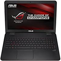 ASUS ROG GL551 Series GL551JW-DS71 15.6-Inch Gaming Laptop 4th Generation (Intel Core i7-4720HQ 2.60 GHz, 16 GB Memory, 1 TB HDD, NVIDIA GeForce GTX 960M 2 GB Windows 8.1 64-Bit), Black