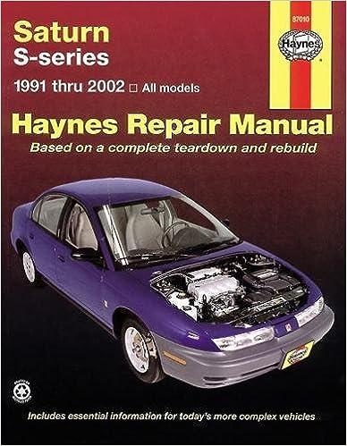 Saturn s series 1991 thru 2002 all models haynes repair manual saturn s series 1991 thru 2002 all models haynes repair manual mark ryan john h haynes 9781563925122 amazon books fandeluxe Choice Image