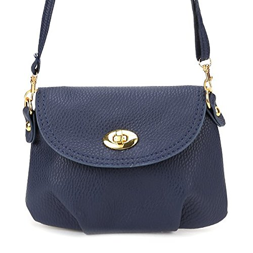 Handbag SMALL Blue Mini Purse Crossbody Bag Ladies Shoulder Messenger Envelope Totes qTgwB