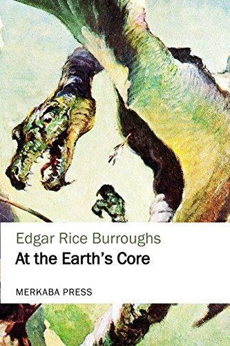 Read Online At the Earth's Core pdf
