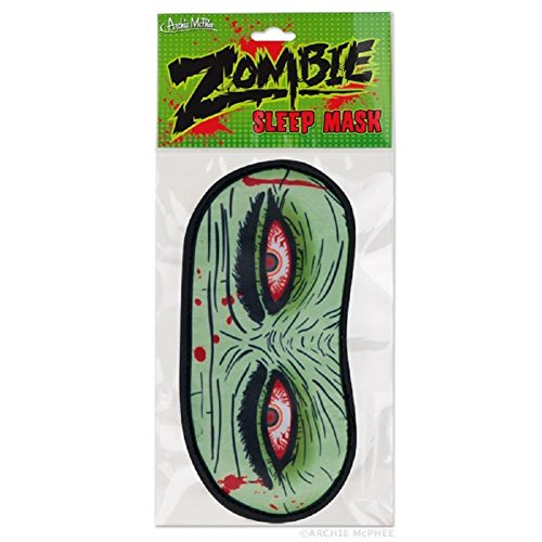 (Zombie Eyes Undead Novelty Sleep Mask)