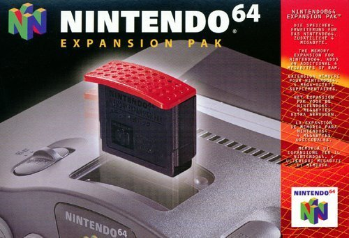 Nintendo 64 Expansion Pak (Sequence Pack)