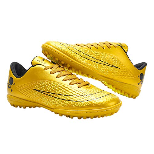 5d6e65d9f iFANS Men Athletic Outdoor Indoor Comfortable Soccer Shoes Boys Football  Student Cleats Sneaker Shoes