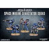 Space Marine Devastator Squad (2015) by Warhammer