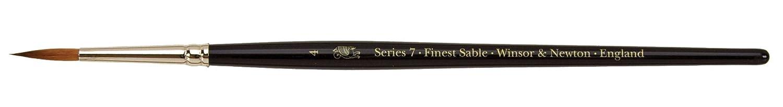 Winsor  Newton Series Pincel de pelo de Marta Kolinsky tamaño