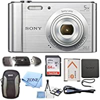 Sony W800/S DSC-W800/S DSCW800S 20 MP Digital Camera 5x...
