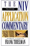 Philippians: The NIV Application Commentary